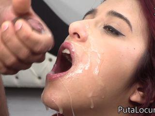 PutaLocura presents Red Bukkake