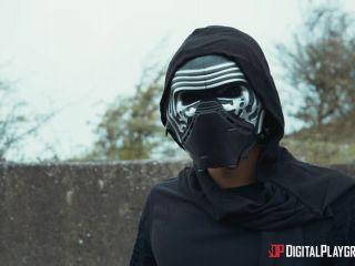 Adriana Chechik in Star Wars: The Last Temptation A DP XXX Parody
