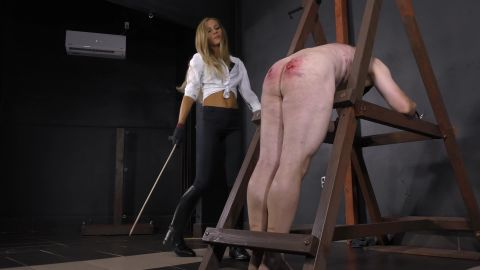 Mistress Tatjana - Extreme - Pain Caning Punishment (1080p)