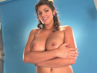 Amber Campisi - Blue Bazooms 1