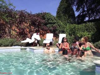 slave fetish femdom porn | Mistress Ezada Sinn – Femdom games in the pool  – K2s.cc, Foot Worship | k2s.cc