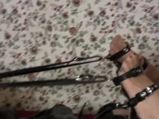 Super Bondage, Domination And Hogtie For Sexy Bitch