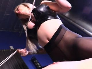 Fetish – Cybill Troy FemDom Anti-Sex League – Sheer Pantyhose Ass Smothering starring Mistress Helly Hellfire