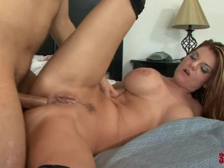 MILF Kayla Quinn Rides Dick Backward  Released Jul 24, 2008