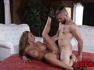 inesswoman richelle ryan doused in big dick jizz