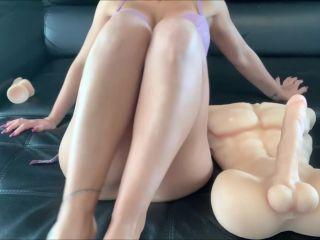alexaxo93 in Multiple Foot Jobs With Some JOI