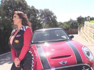 Rachel Aldana - Speed Queen 1 - FullHD
