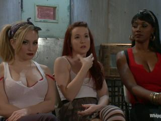 Original Video Title Cute red head plucked off the street hung upside ...
