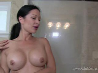 Clubstiletto – Miss Jasmine – He Found His Calling As Her Shower Bench | miss jasmine | femdom porn free cfnm femdom