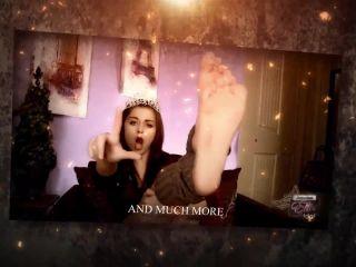 princess ellie idol: threesome forced bi fantasy
