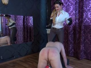Caning – Kinky Mistresses – Hard Caned By Lady Victoria Valente