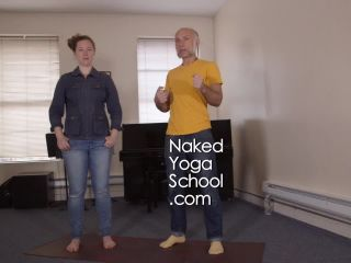 1 Hour Naked Yoga- Twisting Poses For Digestive Health! (avc