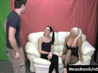 Michelle Peters Helps Courtney Cameron Get CBT Revenge on Her Ex