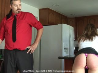 Firm Hand Spanking – Lilian White – Celebrity Brat – CJ | celebrity brat | celebrity femdom fetish