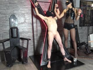 Fingers In Mouth – MISTRESS GAIA – HARMFUL HANDS