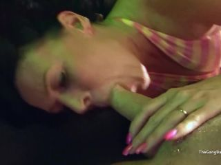 Hungry for cock