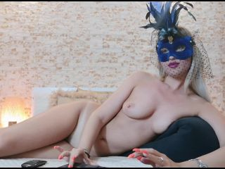 Goddess Natalie – Masked Goddess ignores u during-private