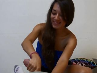 Amateur teens footjob compilation -