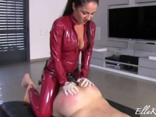 Goddess Ella Kross — No More Fantasizing, Time for a Real Strap-On