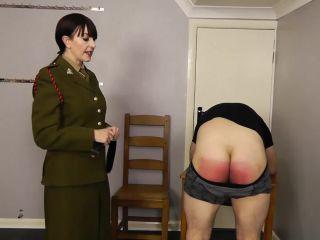 SPANKING VIDEO 7296