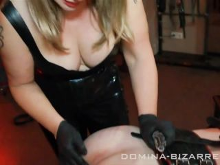 Domina Bizarre - The Lot Of The Winner Part 3 | garter | femdom porn
