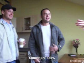 Impregnation gangbang | Czech Gang Bang 13
