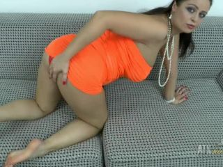 Sirale is a naughty MILF with her large tits and shaved pussy 852 Sira ...