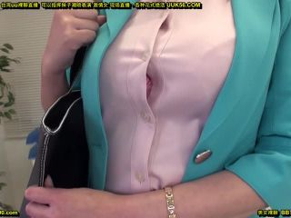 Aoi Yurika – This Tall, Busty Cougar Is In Charge Of Sexual Needs In The Office [PORN-009]
