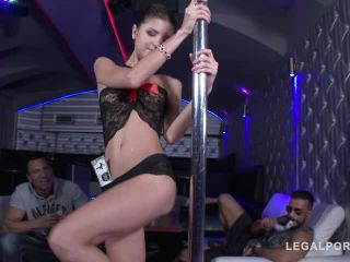 Gina Gerson - Assfucked In Stripclub SZ1393 - 03/04/19