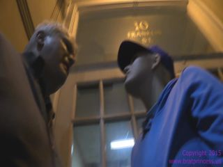 Online video femdom brat princess 2: amadahy and jenna – smoke on the street (1080 hd)