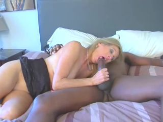 Her meaty hole was all smeared with cum