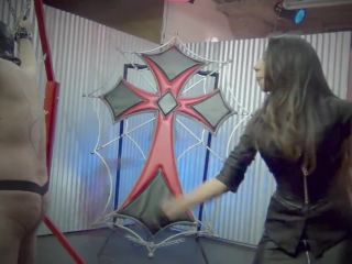 Beating – DomNation – MY BULLWHIP BELIEVES THAT ALL SLAVES ARE MEANT TO SUFFER! Starring Madam Jennifer