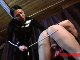 Chastity – Cybill Troy FemDom Anti-Sex League – Scheduled Beatings – Lydia Supremacy