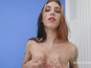 Welcome to Porn, Dalila Dark, 1on1, BBC, Anal and No Pussy, ATM, Rough Sex, Gapes, Cum in Mouth, Swallow GL550