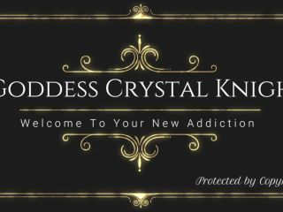 Crystal Knight – Seduced With Eye Contact – Face Worship
