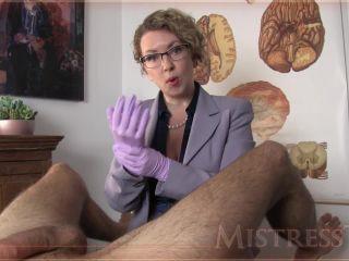 Mistress T – Virgin Porn Addict Clinical Handjob Treatment