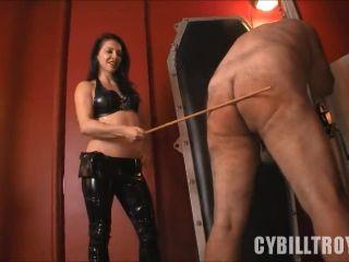 Cybill Troy – Caned by Mistress Alicia