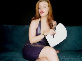 Mistress Lola Ruin FemDom Fetish – Financial orgasm control