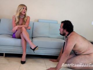Shoe & Boot Worship – THE MEAN GIRLS – Supremacy Down To Her Feet – Princess Ashely
