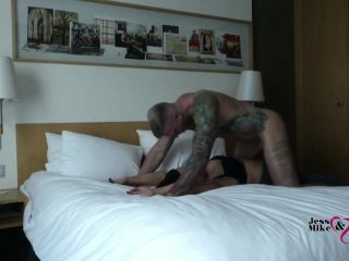 Young Amateur British Couple Passionate Hotel Holiday Fuck 4k