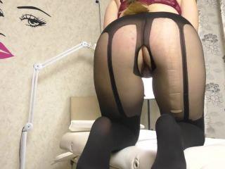 Amar fuck big ass hot step sis in pantyhose