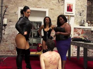 Ass Smothering – Mistress Ezada Sinn – Ass worshiper inverview – Madame Caramel and Gove…