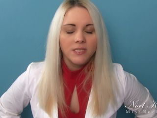 porno big dick ass Miss Noel Knight – Medical Milking – Hands Free Orgasm, Anal Humiliation, anal training on massage