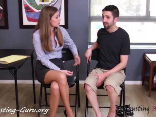 BallbustingBeauties: Testicular Trauma Therapy: The Full Treatment on femdom porn georgie lyall black porn