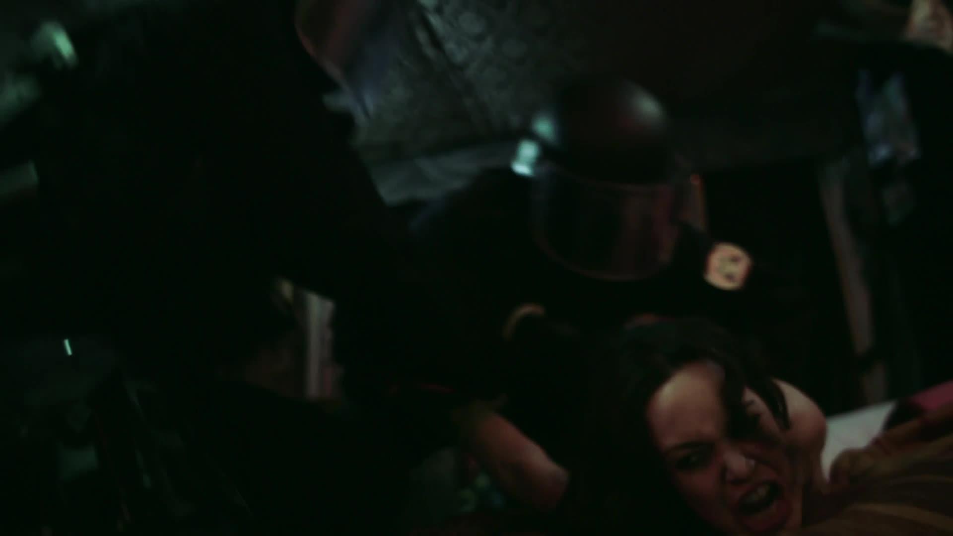 Daphne Hesnard  nackt