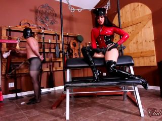 Club Dom – Mistress Michelle  – The Training of Slave 47 Part 5