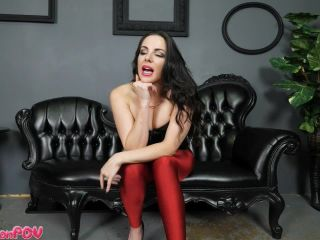 HumiliationPOV – Goddess Alexandra Snow – Fuck The Bible, Fuck Your God, Devote Yourself To Me