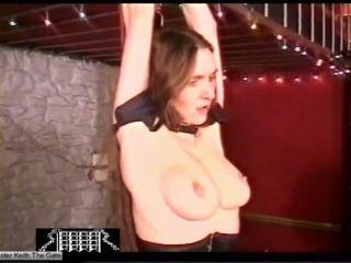 Slavegirl's Tormented Milking