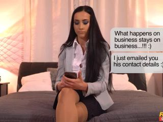 Anna Rose - What Happens On Business Trips