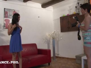 Louna Vasseur - Casting couch of an arab slut getting banged and jizze ...